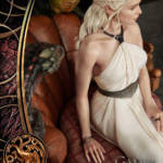 Game of Thrones Daenerys Statue 052