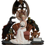 Game of Thrones Daenerys Statue 056