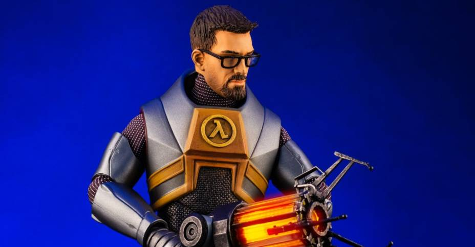 Half Life 2 Gordon Freeman Mondo 006