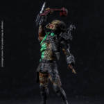 Hiya Battle Damaged Jungle Hunter Predator 003