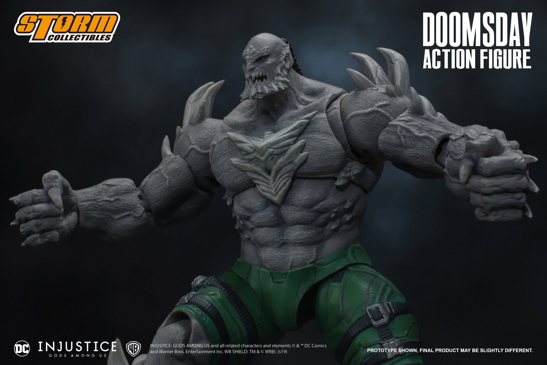 Storm Collectibles Injustice Doomsday The Toyark News