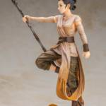 Koto The Force Awakens Rey Statue 003
