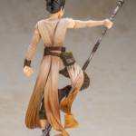 Koto The Force Awakens Rey Statue 005
