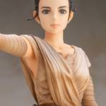 Koto The Force Awakens Rey Statue 008