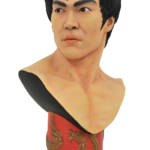 LEGENDS IN 3D MOVIE BRUCE LEE BUST