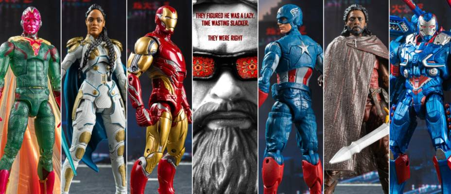 Marvel Legends Thor(bowski) Build A Figure Wave Gallery
