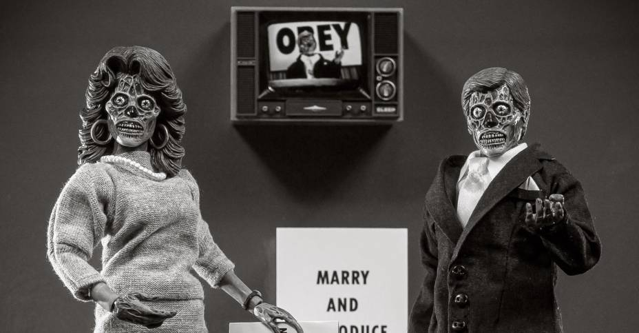 NECA They Live Ghouls 042