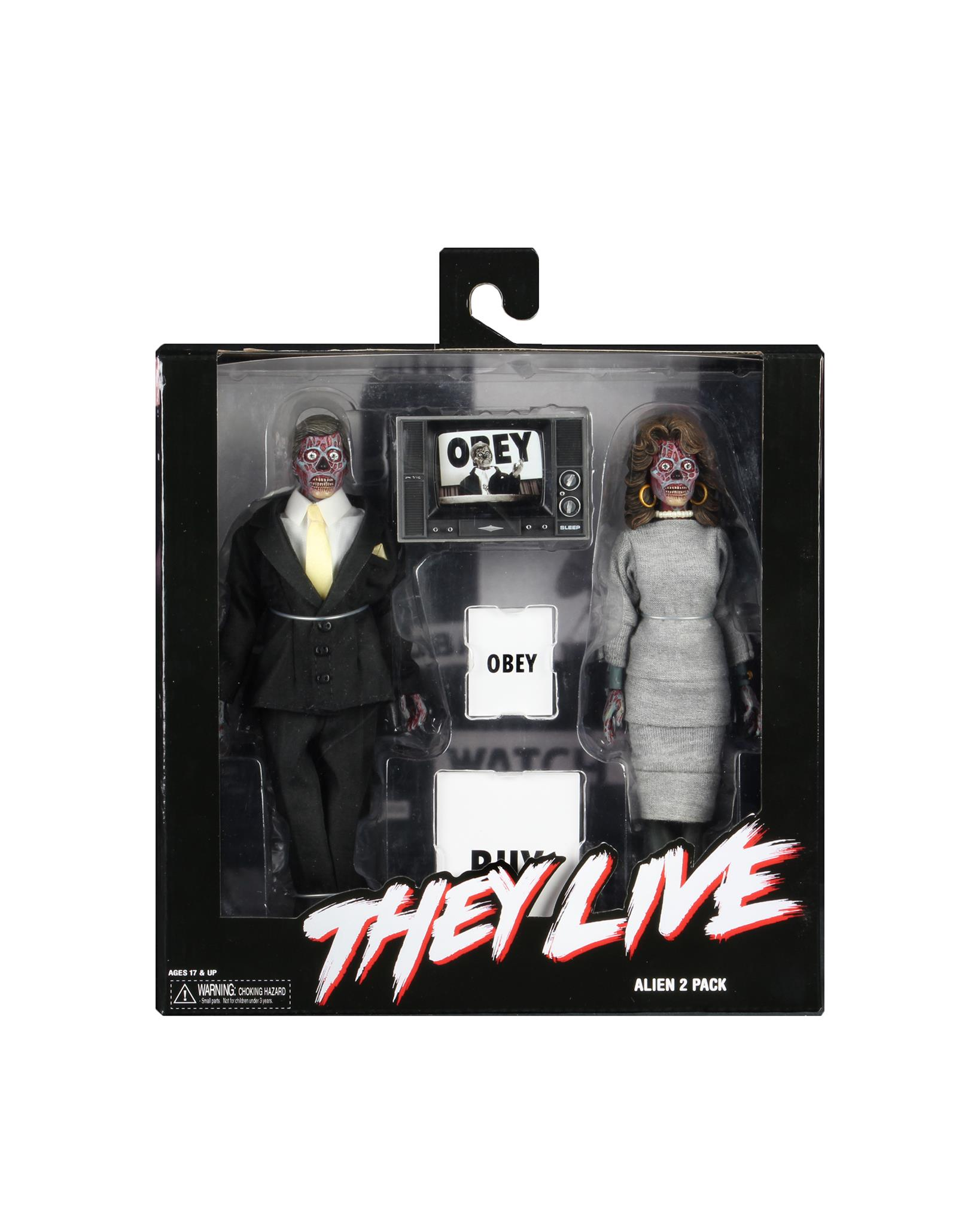 NECA They Live Packaging 001
