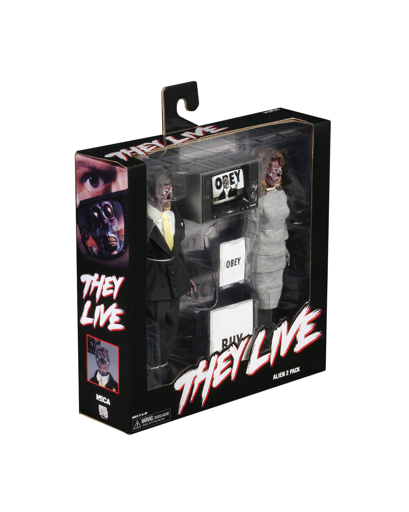 NECA They Live Packaging 002