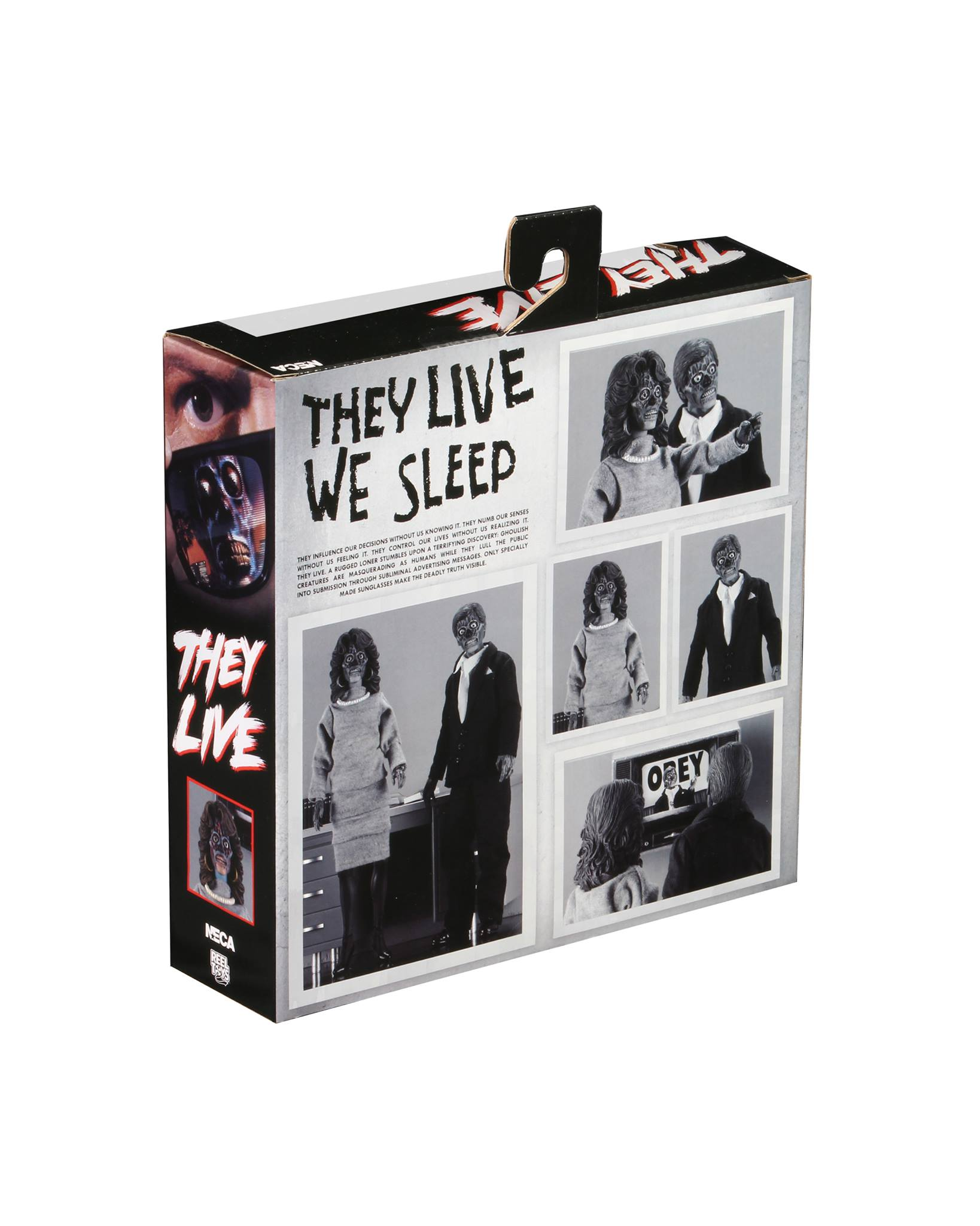 NECA They Live Packaging 003