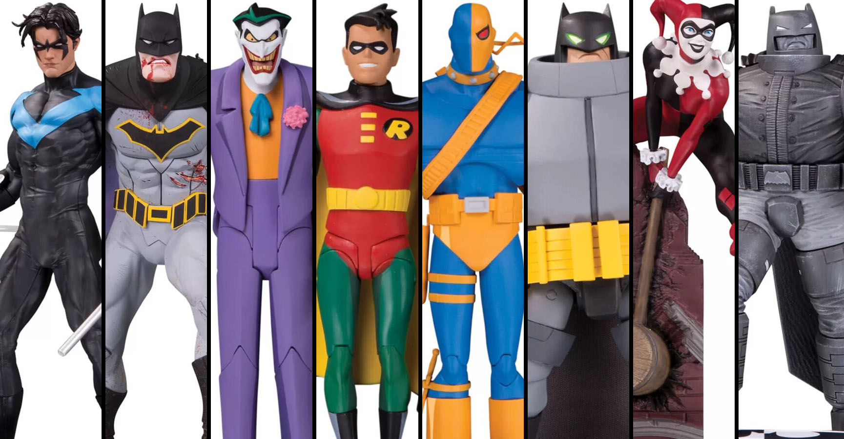 New DC Collectibles July 2020