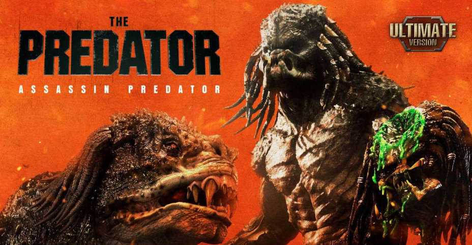 Prime 1 Studio The Predator 2018 Statues 012