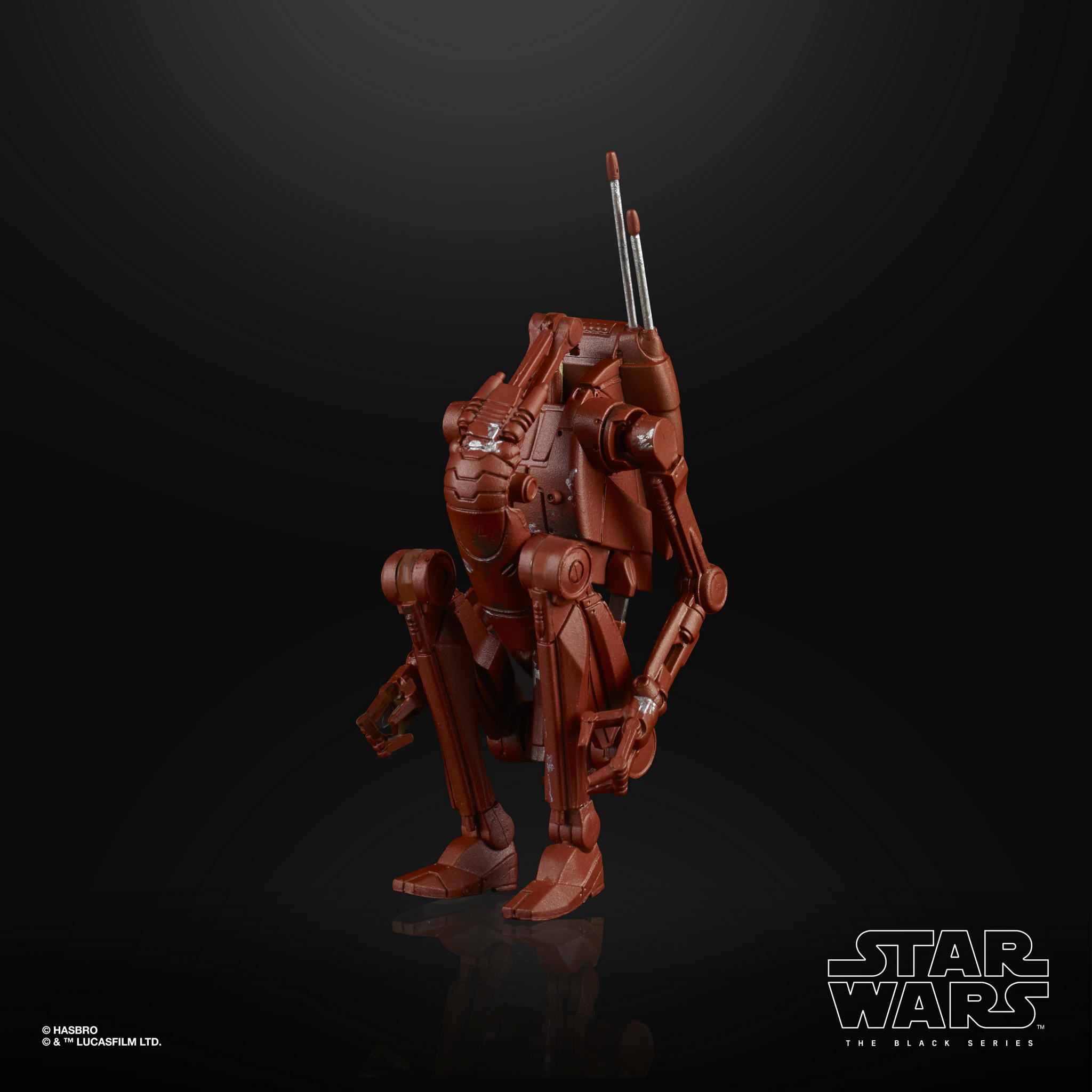STAR WARS THE BLACK SERIES 6 INCH BATTLE DROID Figure 3