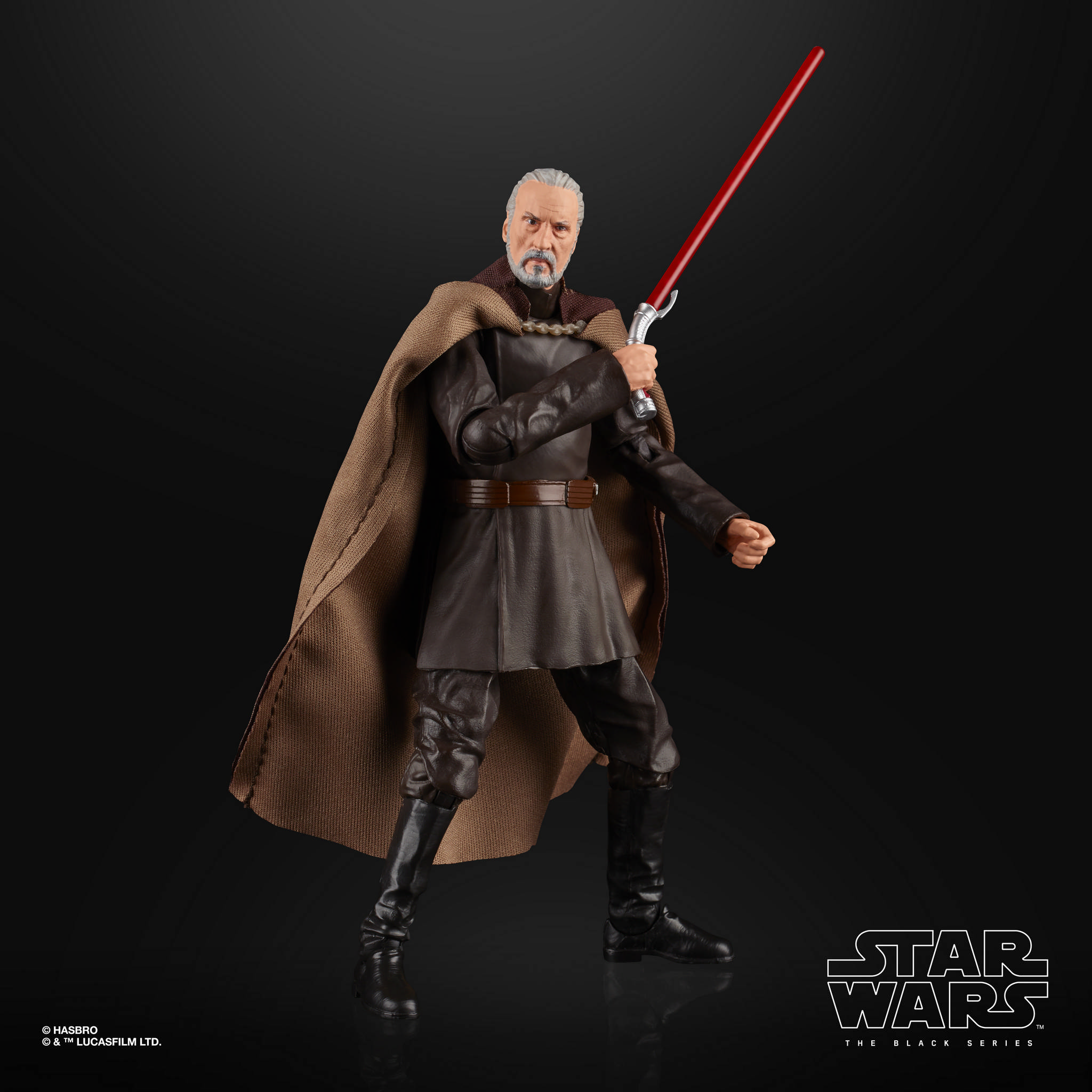 STAR WARS THE BLACK SERIES 6 INCH COUNT DOOKU Figure 2