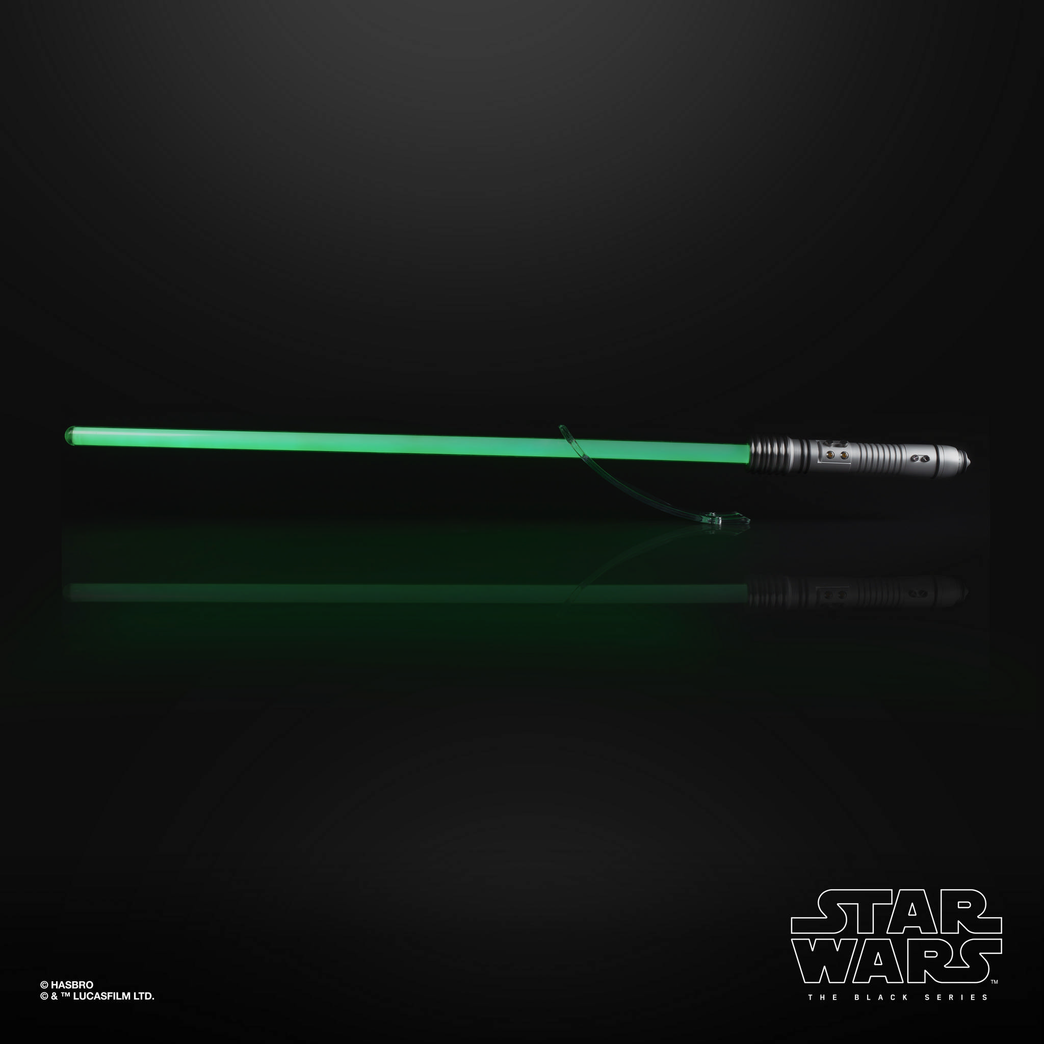 STAR WARS THE BLACK SERIES KIT FISTO FORCE FX ELITE LIGHTSABER 2