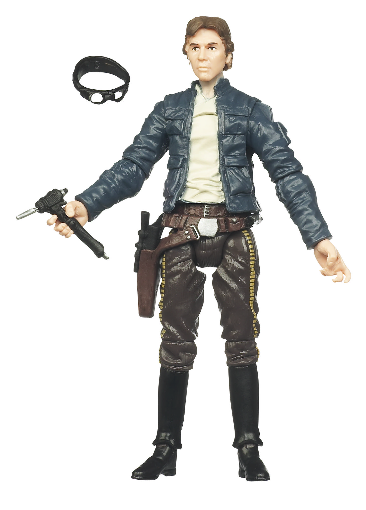 STAR WARS THE VINTAGE COLLECTION 3.75 INCH HAN SOLO Figure