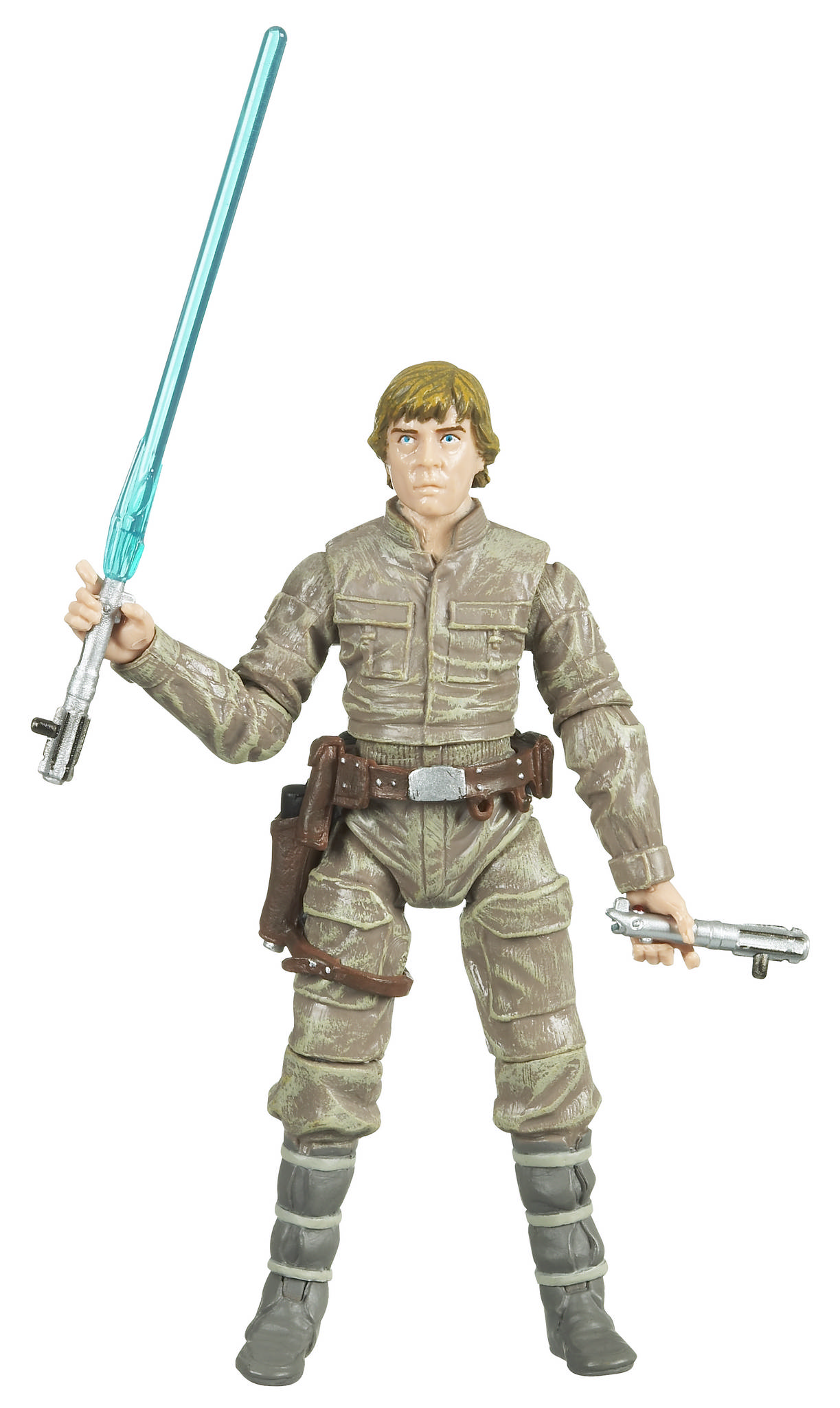 STAR WARS THE VINTAGE COLLECTION 3.75 INCH LUKE SKYWALKER BESPIN Figure
