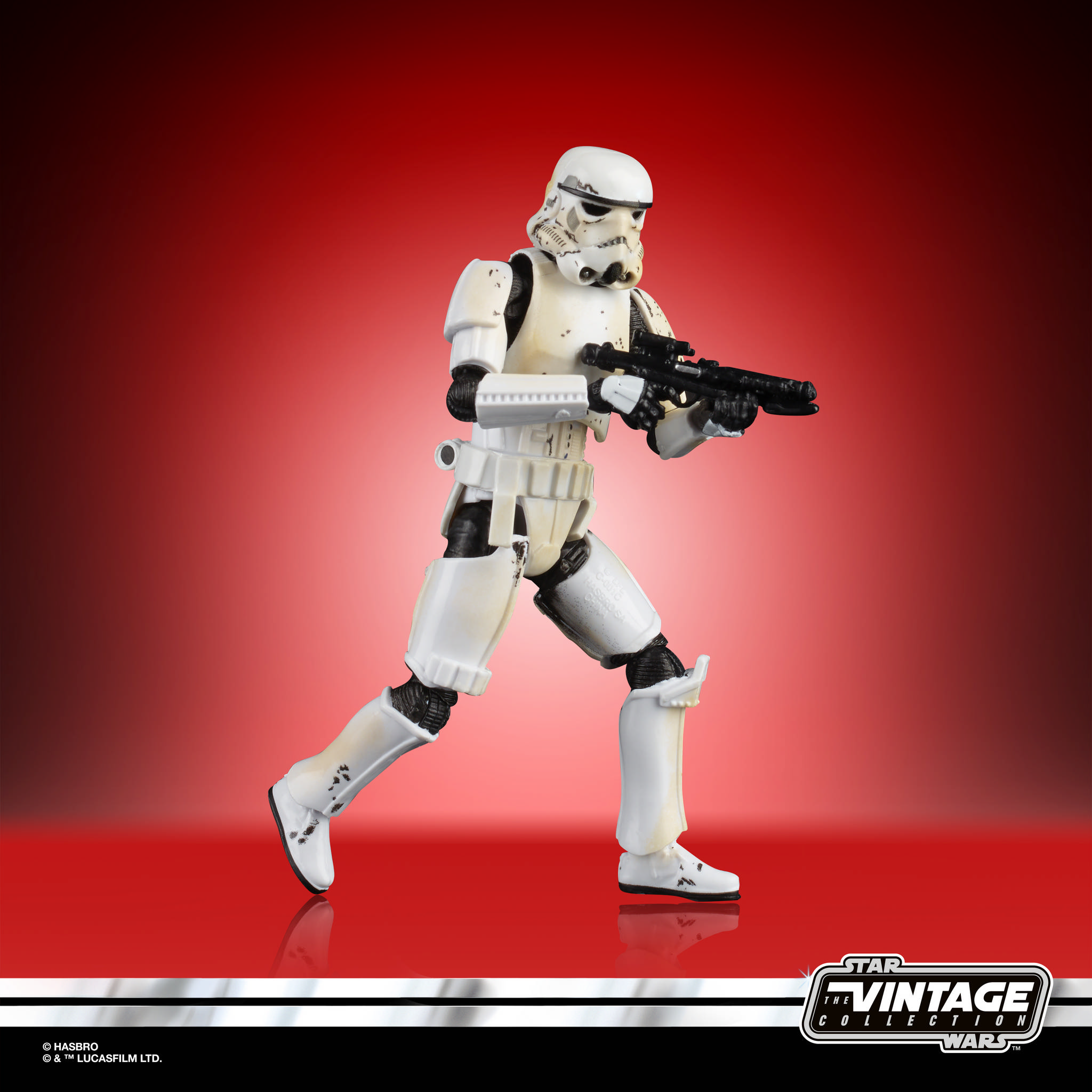 STAR WARS THE VINTAGE COLLECTION 3.75 INCH STORM TROOPER Figure 3