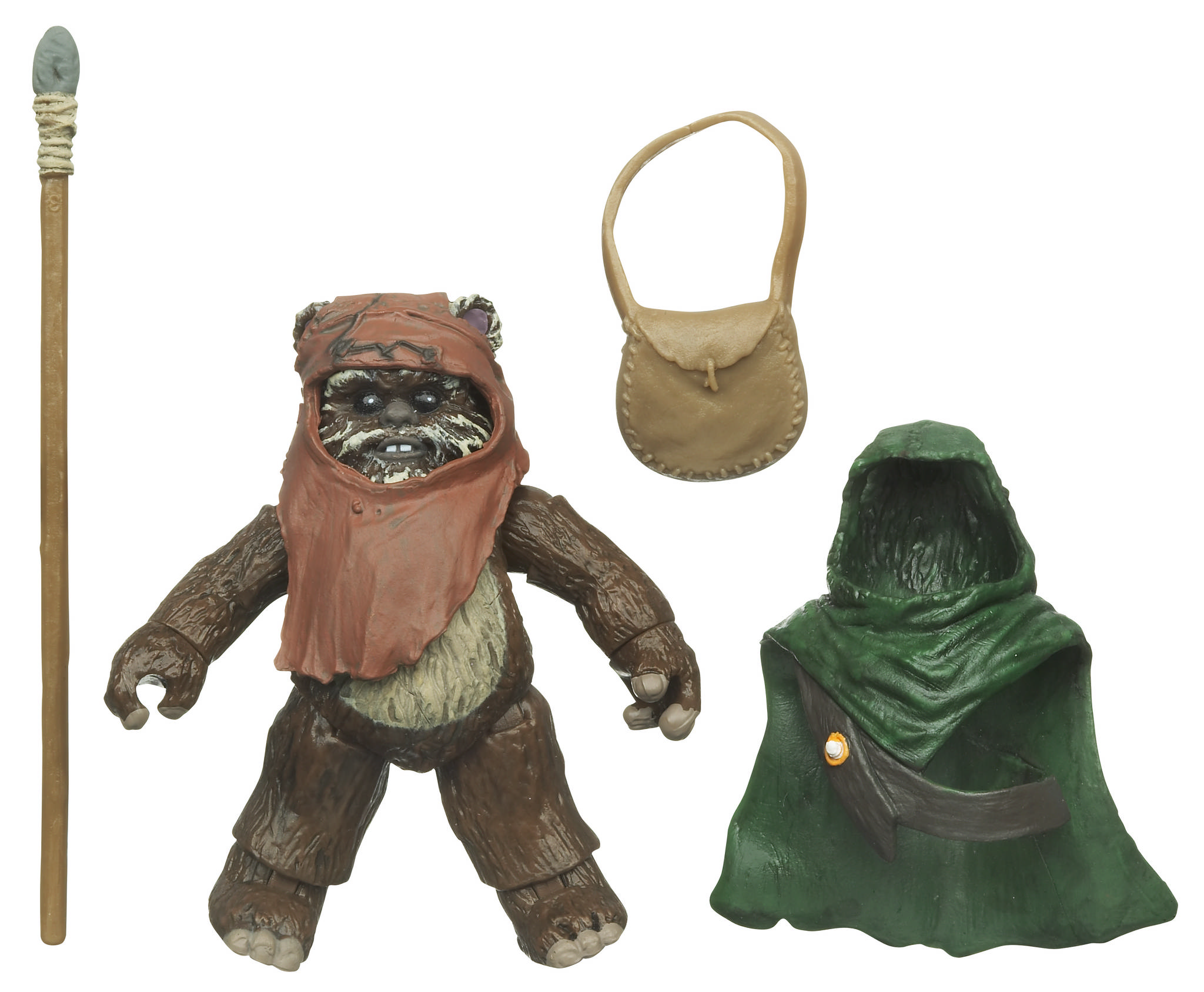 STAR WARS THE VINTAGE COLLECTION 3.75 INCH WICKET Figure