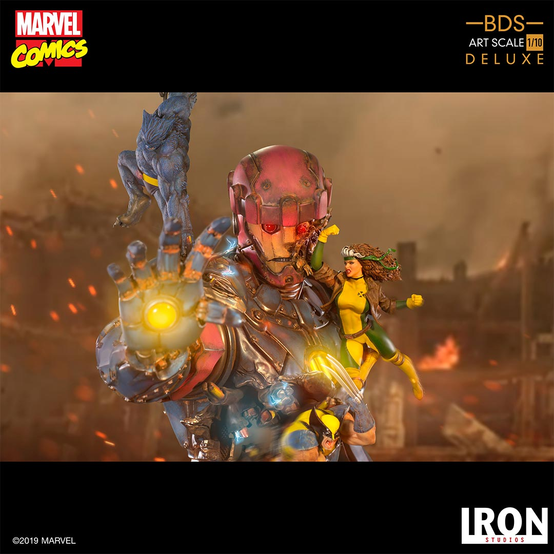 Sentinel vs X Men 1 BDS 003