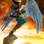 Sideshow Hawkgirl Statue 001