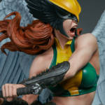 Sideshow Hawkgirl Statue 004