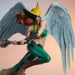 Sideshow Hawkgirl Statue 007