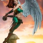 Sideshow Hawkgirl Statue 010