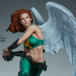 Sideshow Hawkgirl Statue 015