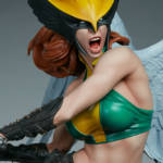 Sideshow Hawkgirl Statue 016
