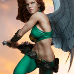 Sideshow Hawkgirl Statue 018