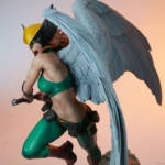 Sideshow Hawkgirl Statue 020