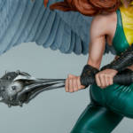 Sideshow Hawkgirl Statue 024