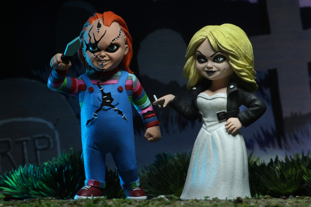 Toony Terrors Bride of Chucky Released 003