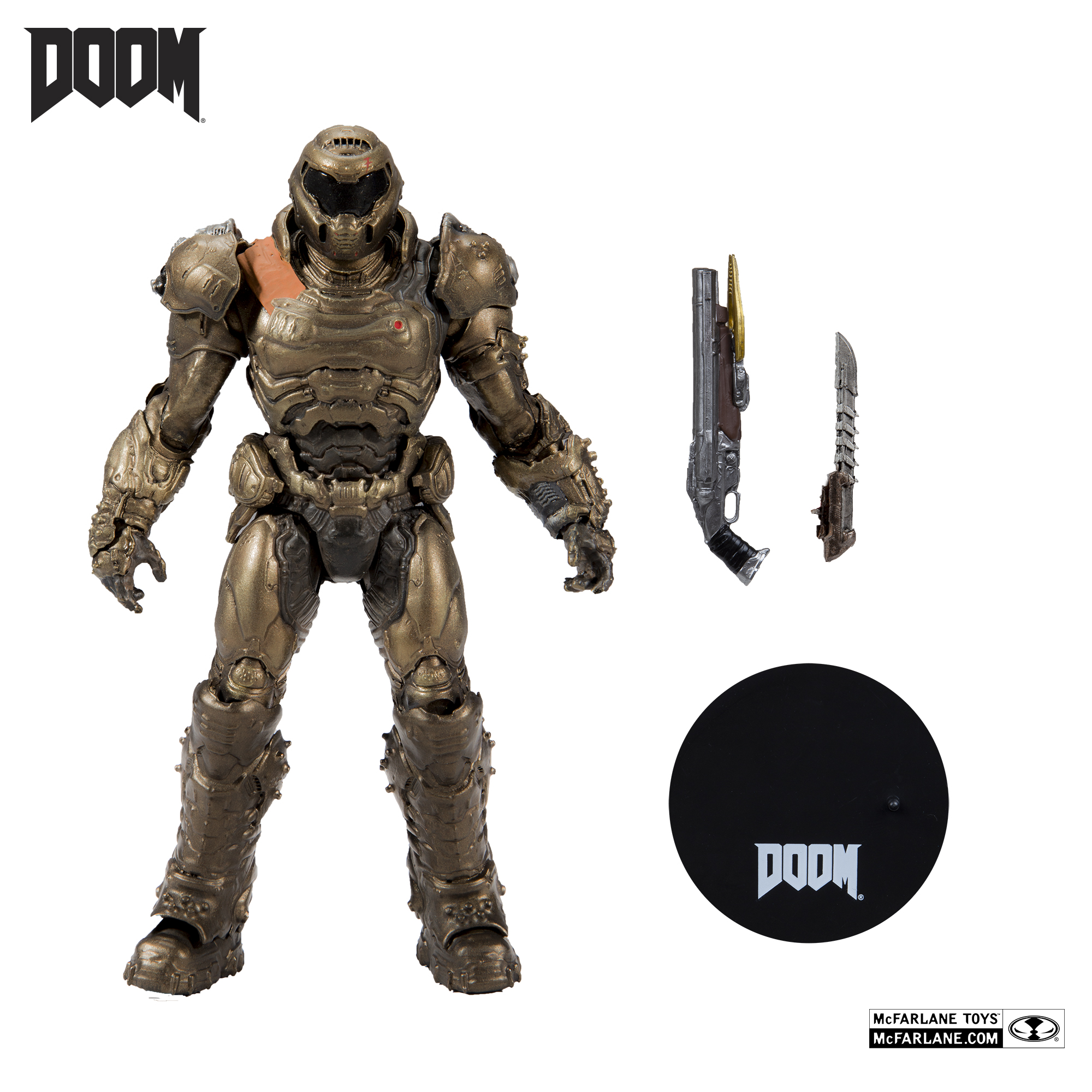 Walgreens EX Doom Slayer 001