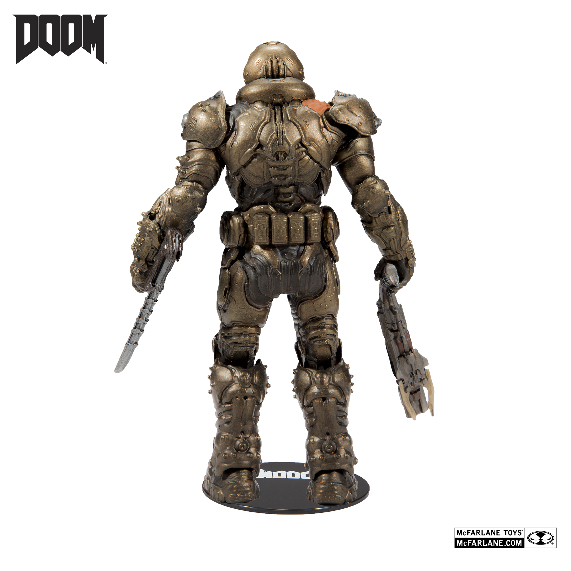 Walgreens EX Doom Slayer 003
