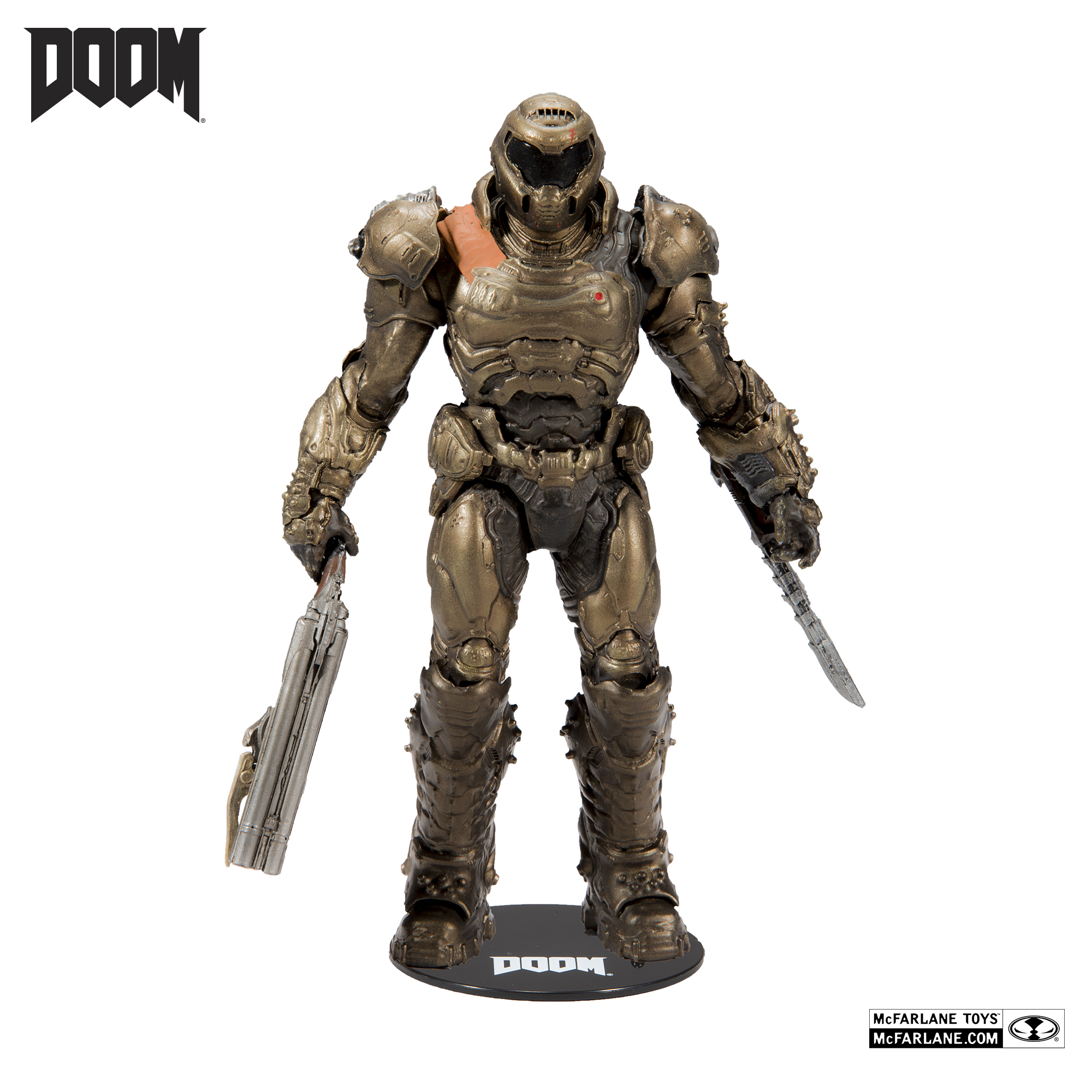 Walgreens EX Doom Slayer 005