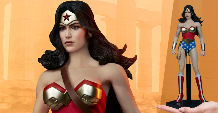 Wonder Woman Sixth Scale 001