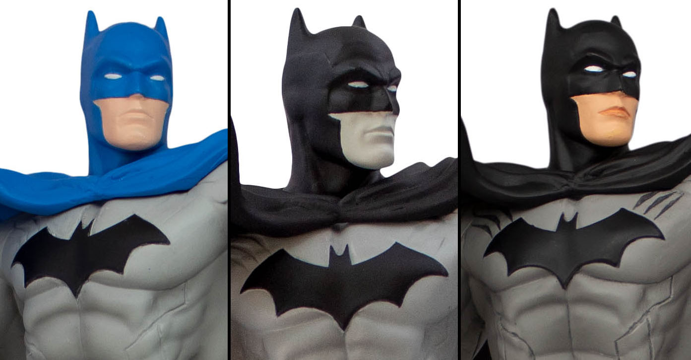 Batman Statues by Icon Heroes