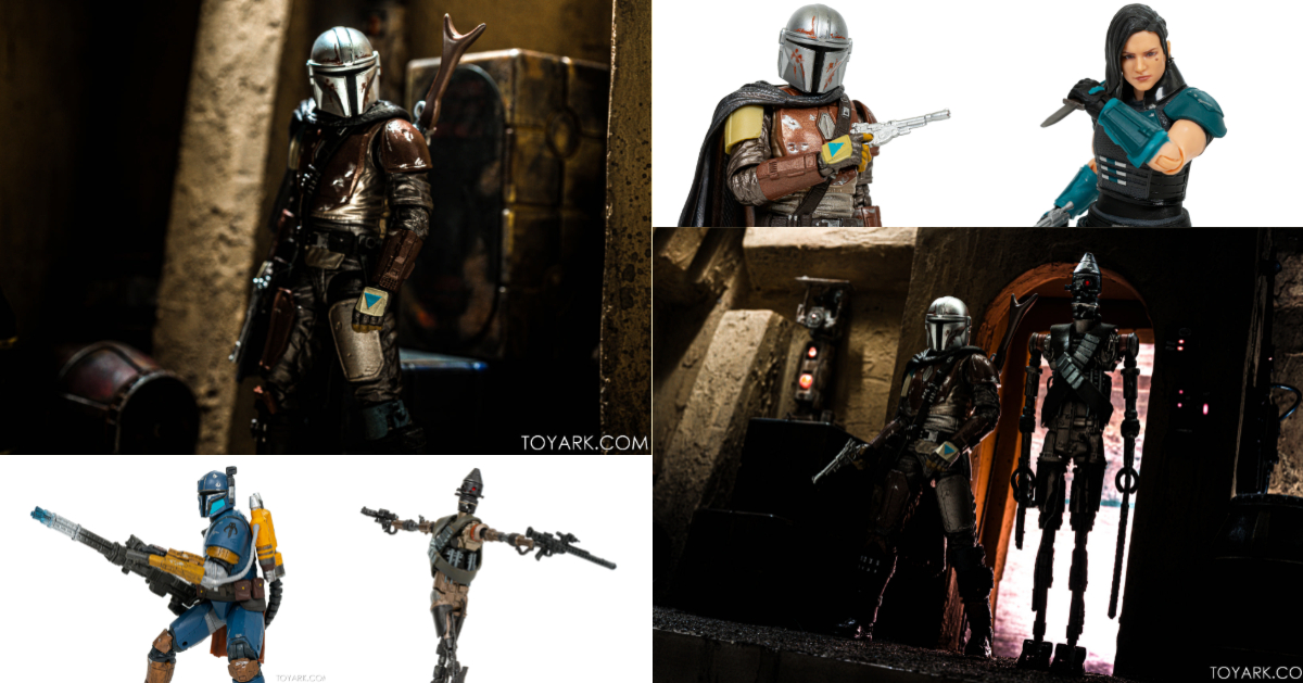 Star Wars The Vintage Collection The Mandalorian Cara Dune Action Figure Kid Toy