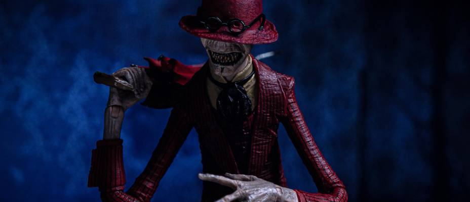 The Conjuring 2 - Crooked Man by NECA - Toyark Photo Shoot