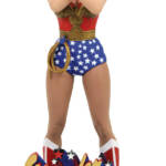DC GALLERY LINDA CARTER WONDER WOMAN PVC STATUE 1
