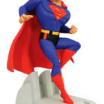 DC PREMIER COLLECTION TAS SUPERMAN STATUE 1