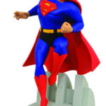 DC PREMIER COLLECTION TAS SUPERMAN STATUE 2