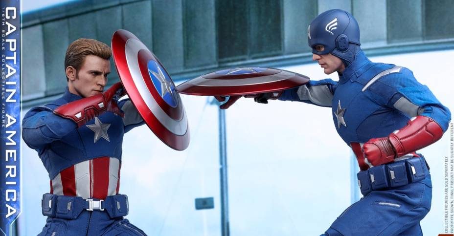 Avengers Endgame Captain America Shield Hero Weapon to 6-10/'/' Action Figure Toy