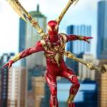 Hot Toys Iron Spider 07