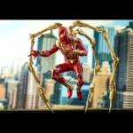 Hot Toys Iron Spider 10