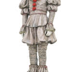 IT 2 GALLERY PENNYWISE SWAMP PVC STATUE 1