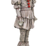 IT 2 GALLERY PENNYWISE SWAMP PVC STATUE 2