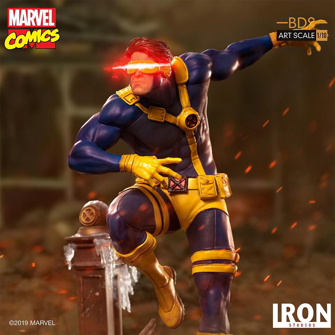 Iron Studios Cyclops 013